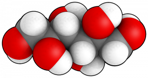 Mannitol zoetstof