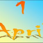 1 april grap maken
